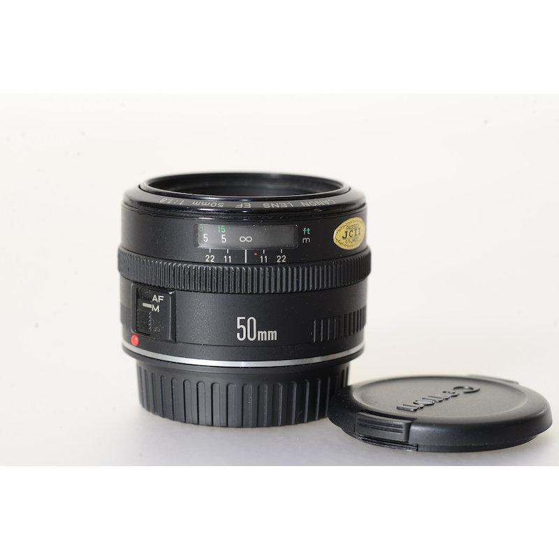 Canon EF 1,8/50 Metall