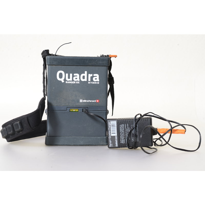 Elinchrom Generator Ranger RX Quadra+Akkupack