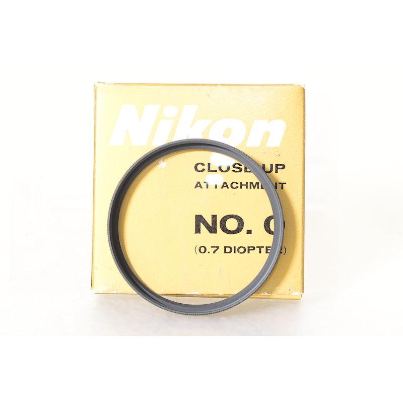Nikon Vorsatzlinse 0 E-52