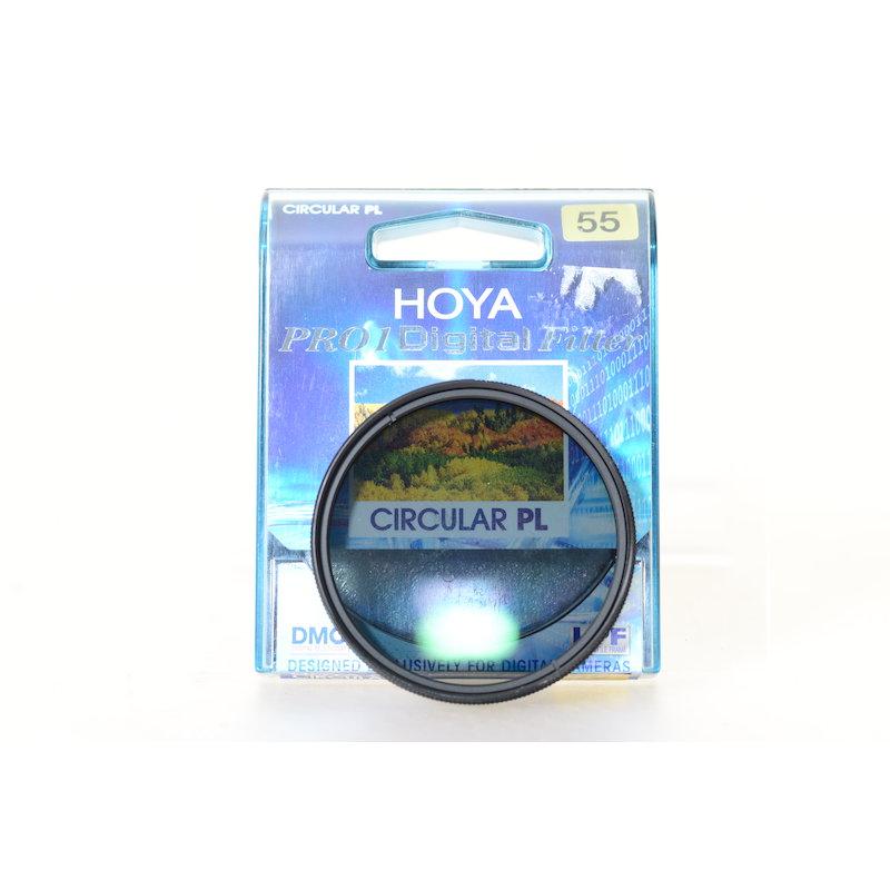 Hoya Polfilter Zirkular Pro1 DMC E-55