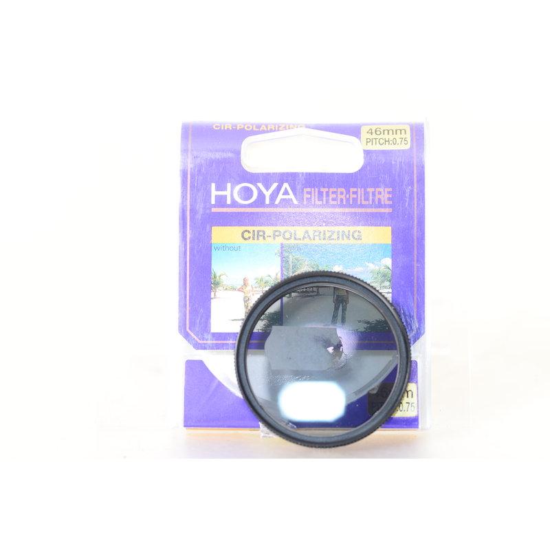 Hoya Polfilter Zirkular E-46