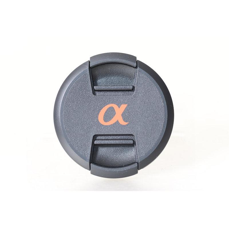 Sony Objektivdeckel E-62 ALC-F62A
