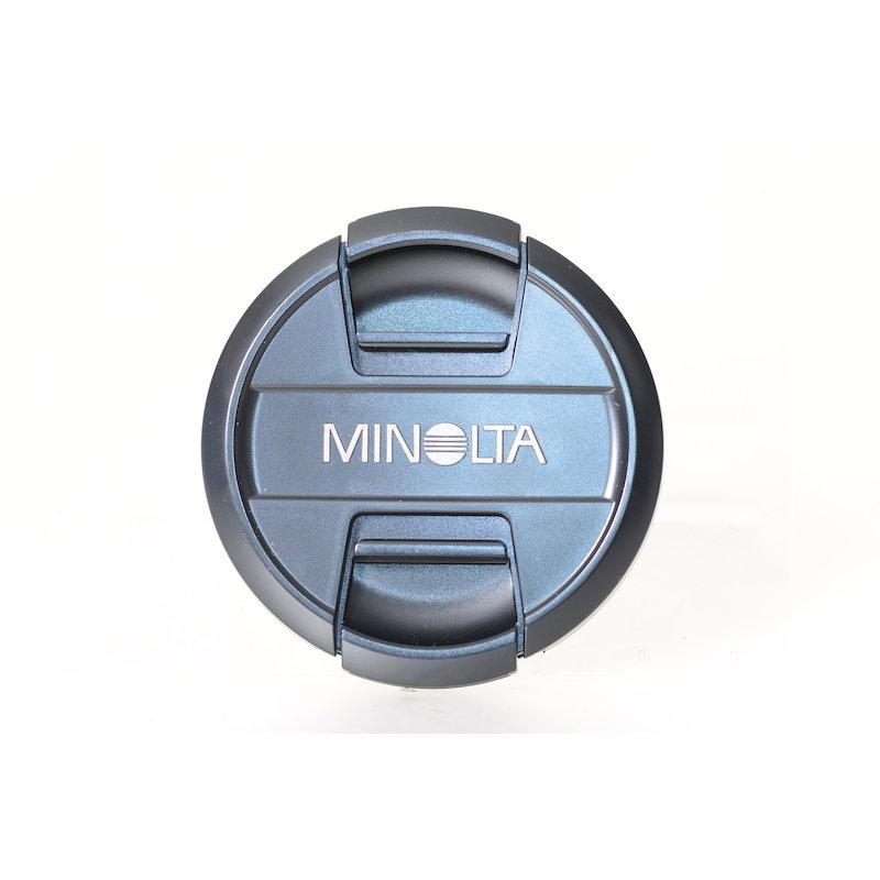 Minolta Objektivdeckel LF-1262 E-62