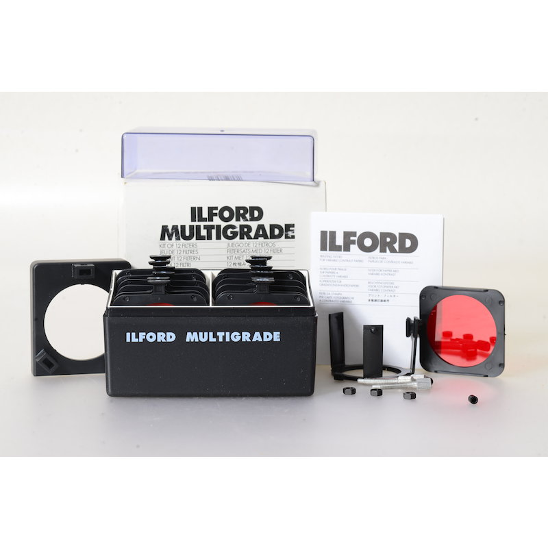 Ilford Multigrade Filtersatz II