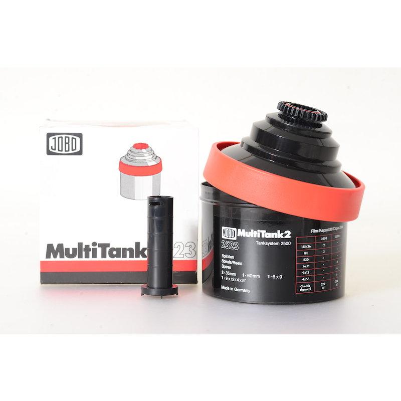 Jobo Multi Tank 2 2523 (Zahnkranz)