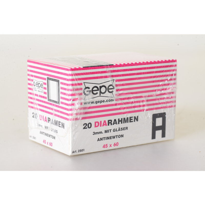 Gepe Diarahmen 45x60mm/20 AN