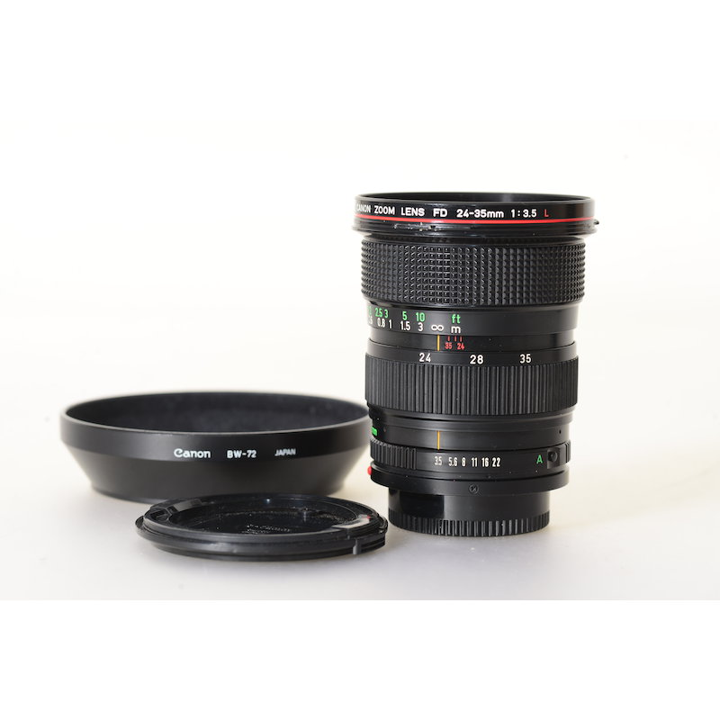 Canon FD 3,5/24-35 L