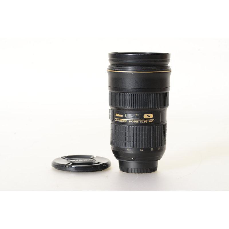 Nikon AF-S 2,8/24-70 G ED