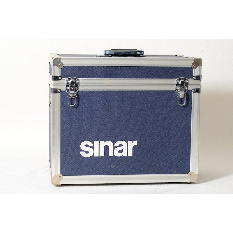 Sinar Koffer Blau P/P2 9x12/4x5