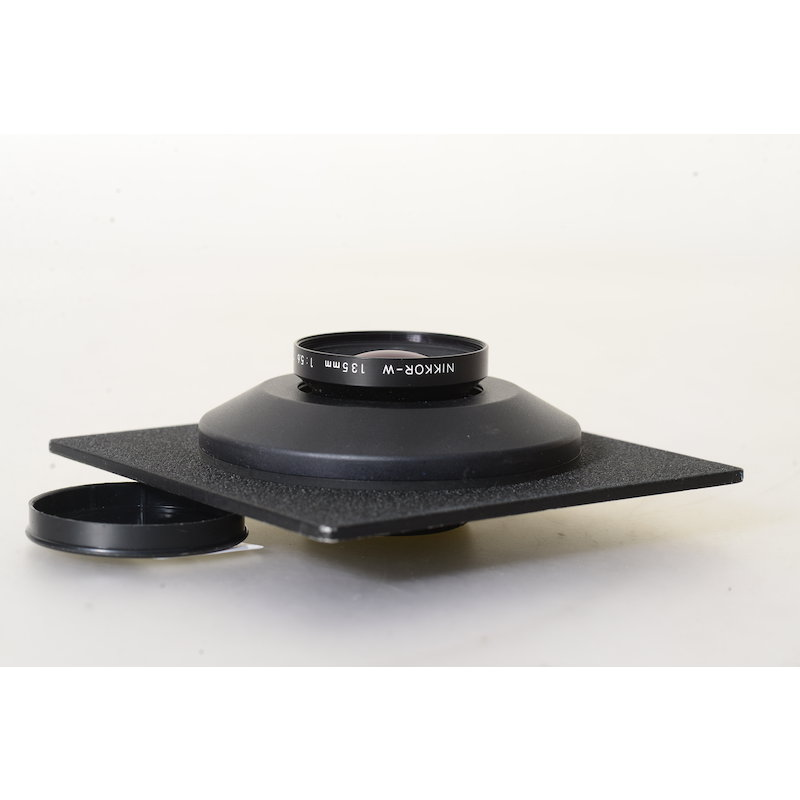 Nikon Nikkor-W 5,6/135 Sinar DB