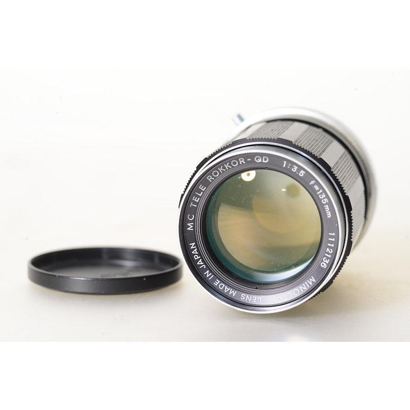 Minolta MC Tele Rokkor-QD 3,5/135