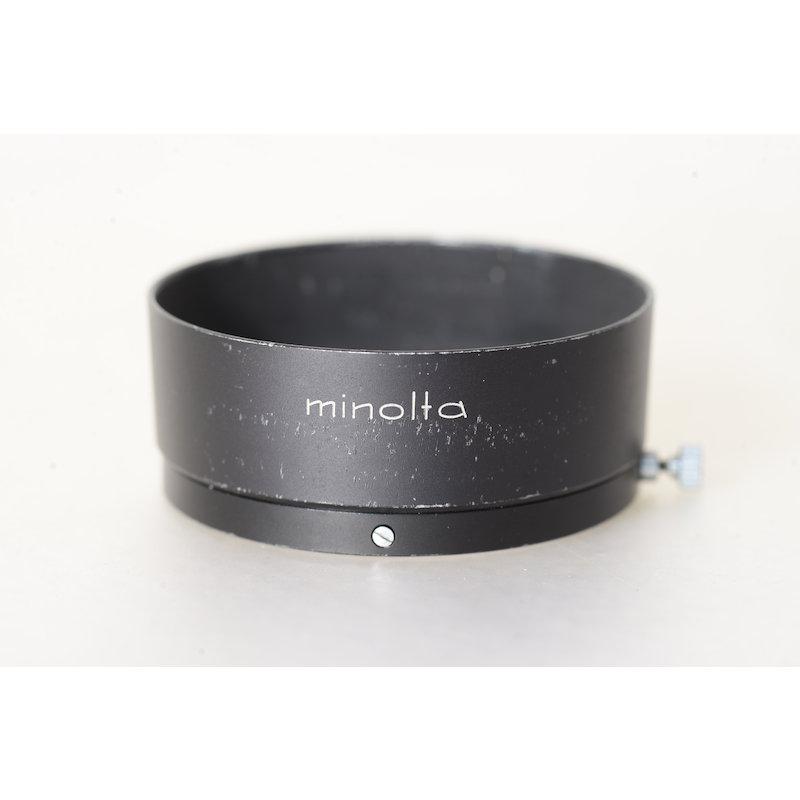 Minolta Geli.-Blende Metall A-55 (D57KG) MC 1,2/58