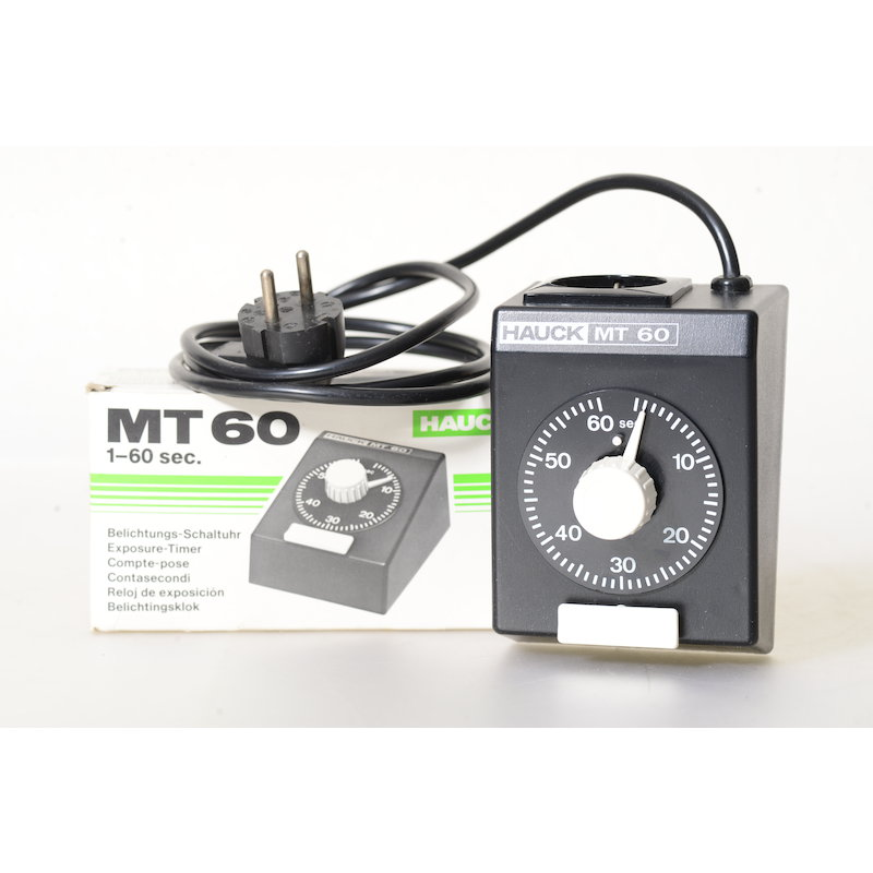 Hauck Belichtungsschaltuhr MT-60
