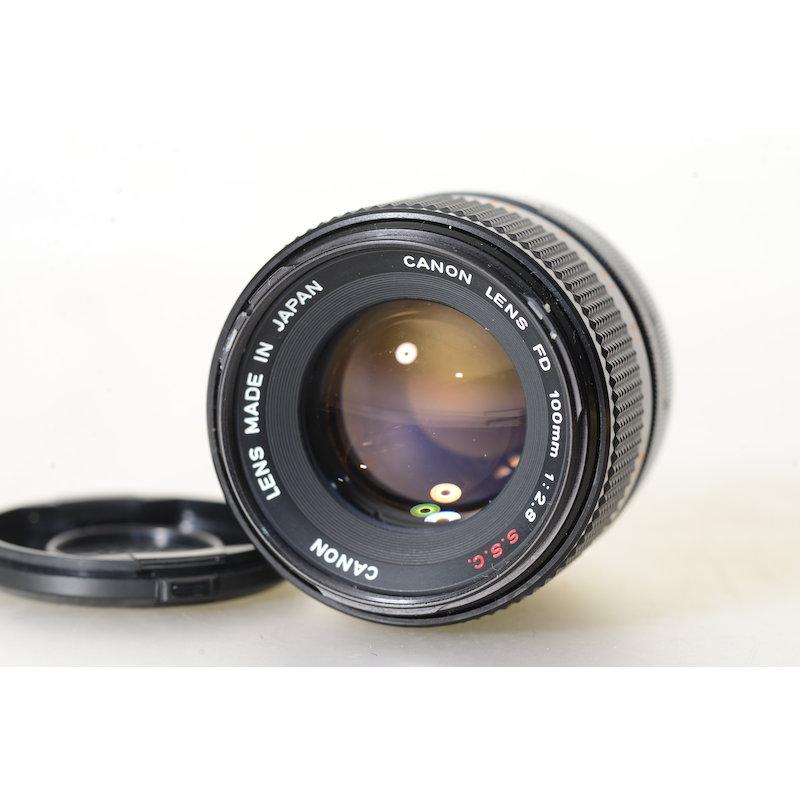Canon FD 2,8/100 S.S.C.