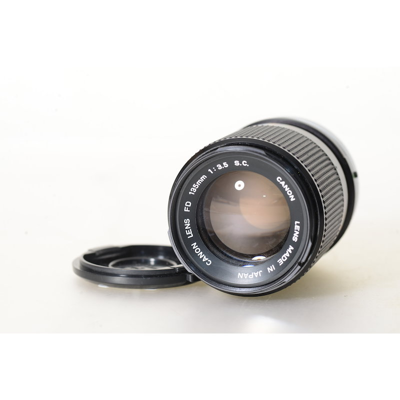 Canon FD 3,5/135 S.C.