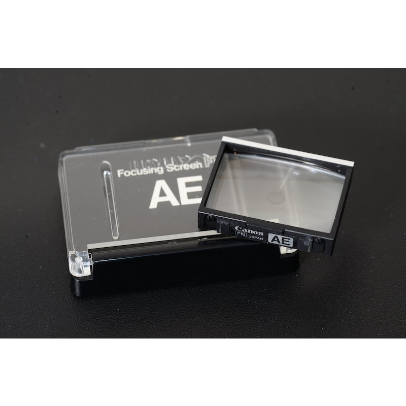 Canon Einstellscheibe AE F-1 New