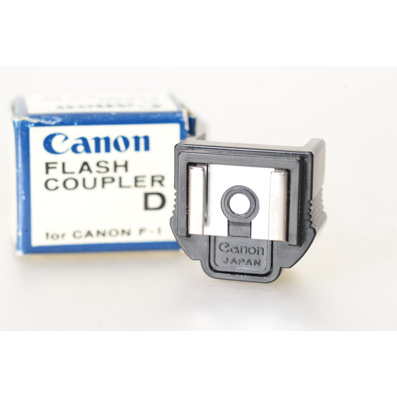 Canon Blitzkuppler D F-1