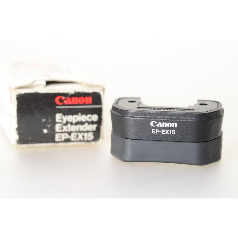 Canon Visiererweiterung EP-EX 15