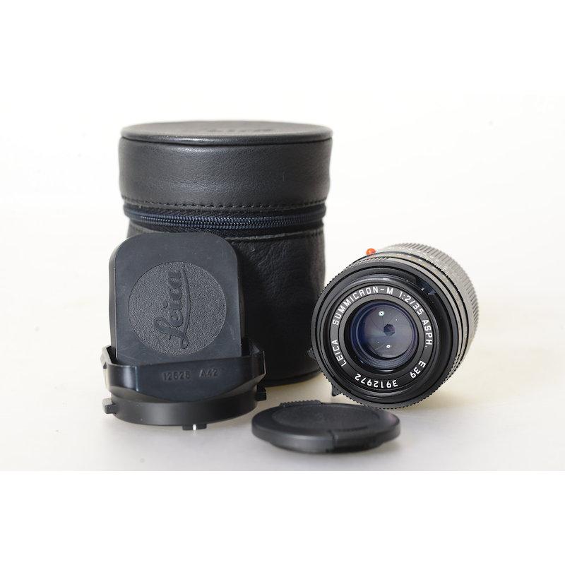 Leica Summicron-M 2,0/35 ASPH. Black 6-Bit