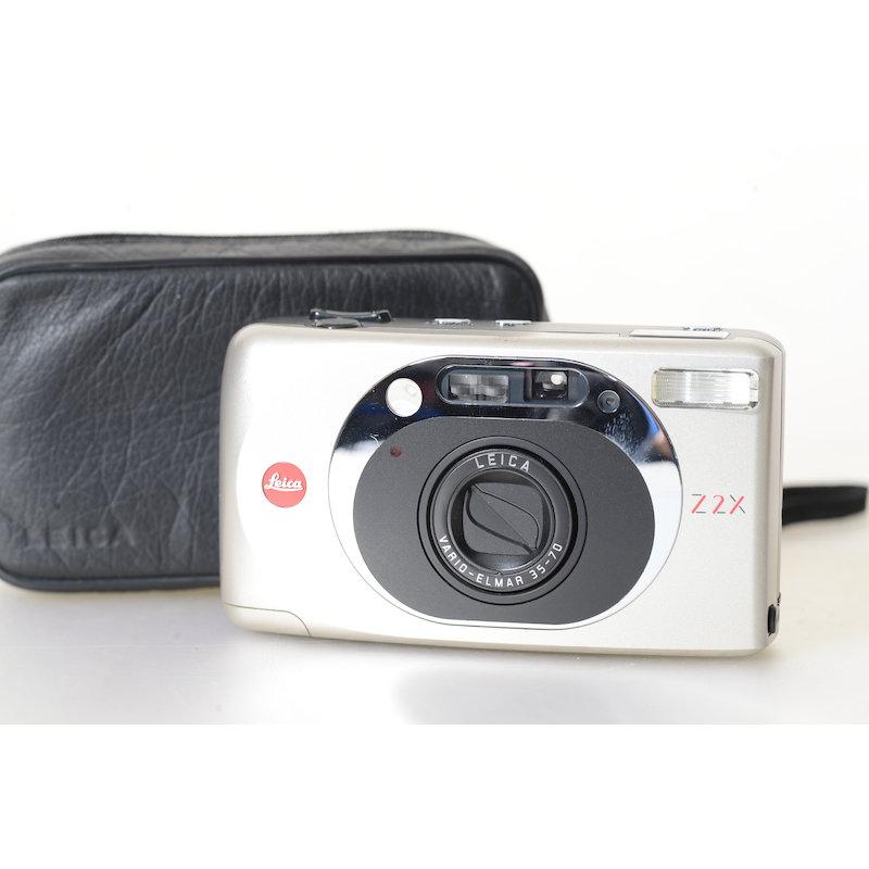 Leica Z2X Silber