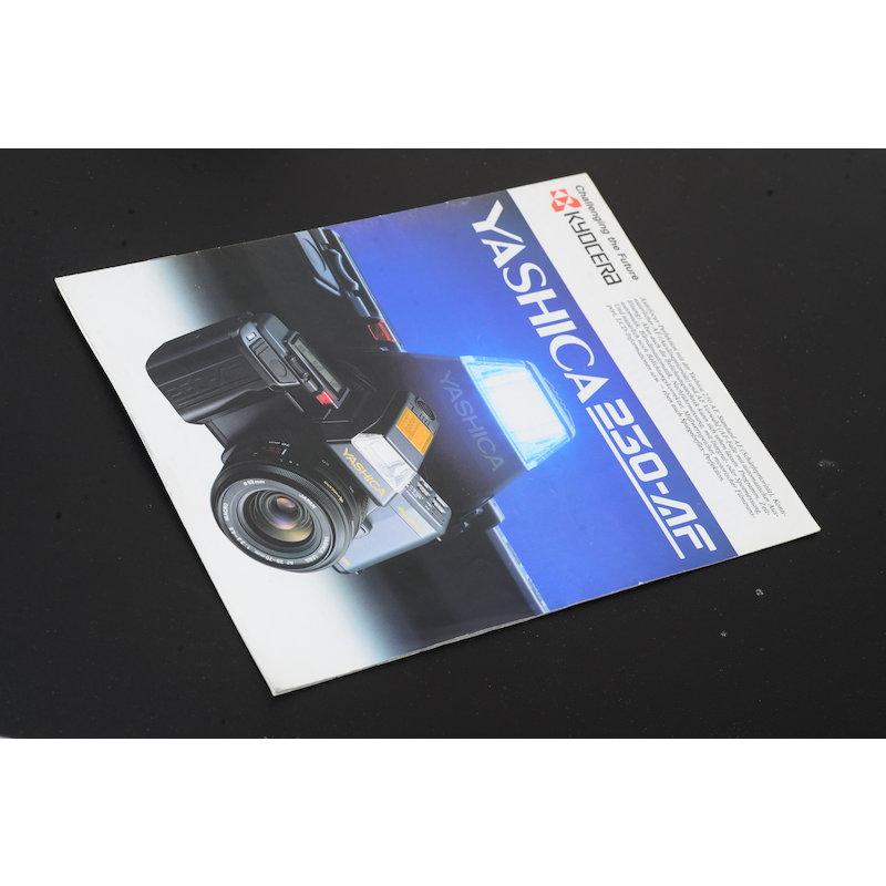 Yashica Prospekt 230-AF