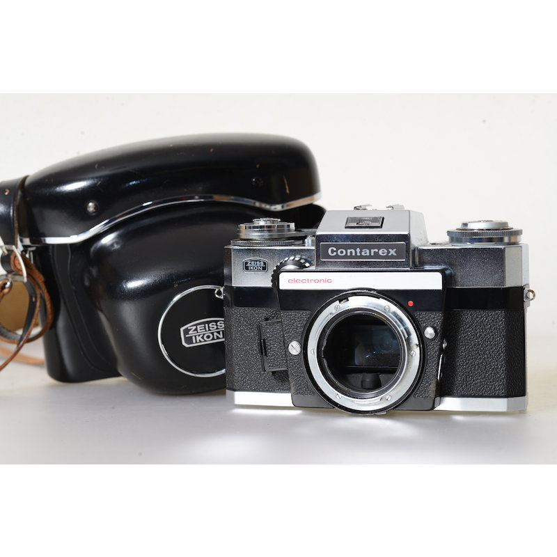 Zeiss-Ikon Contarex Super Electronic Chrome
