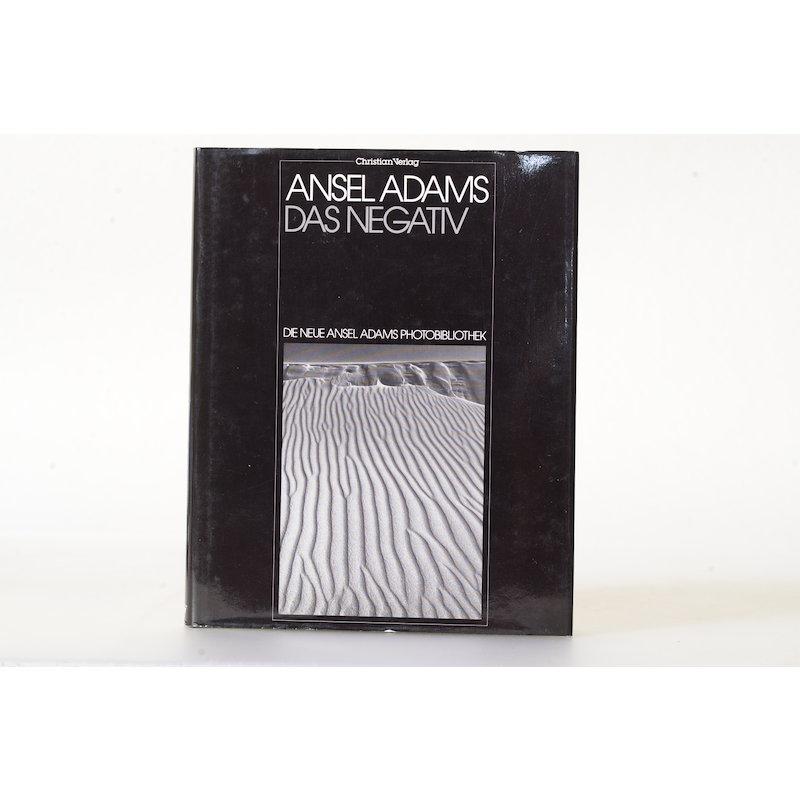 Christian Ansel Adams Das Negativ