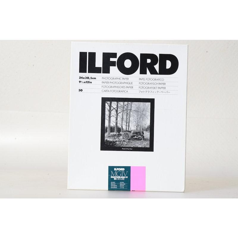 Ilford Multigrade IV RC DeLuxe Glanz 24x30/50