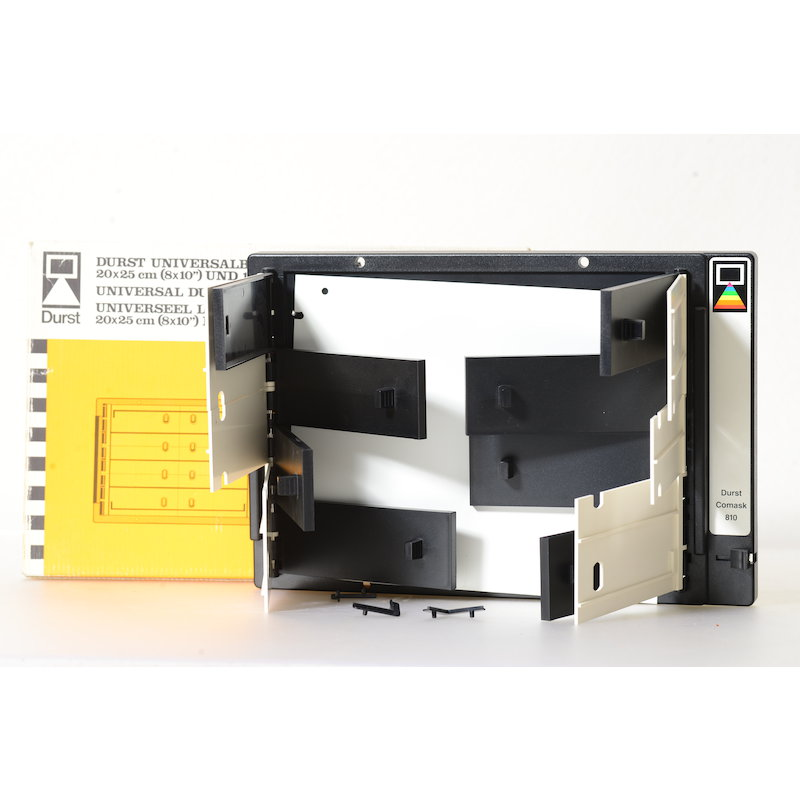 Durst Teilbelichtungskassette 20x25 COMASK 810