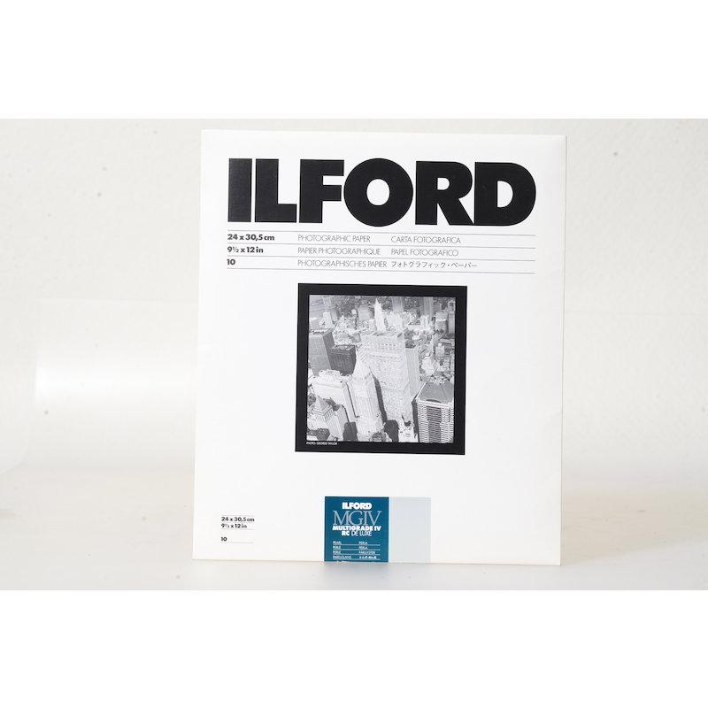 Ilford Multigrade IV RC DeLuxe Perle 24x30/10