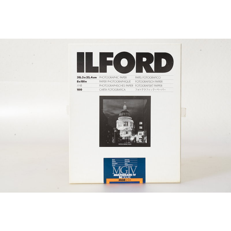 Ilford Multigrade IV RC DeLuxe MGD.25M 20x25/100