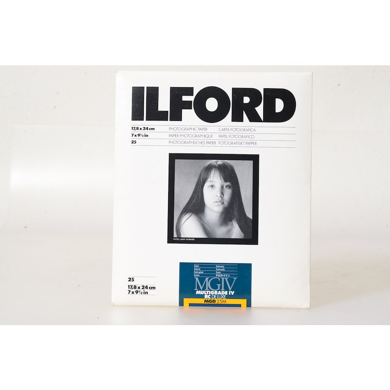 Ilford Multigrade IV RC DeLuxe MGD.25M 18x24/25