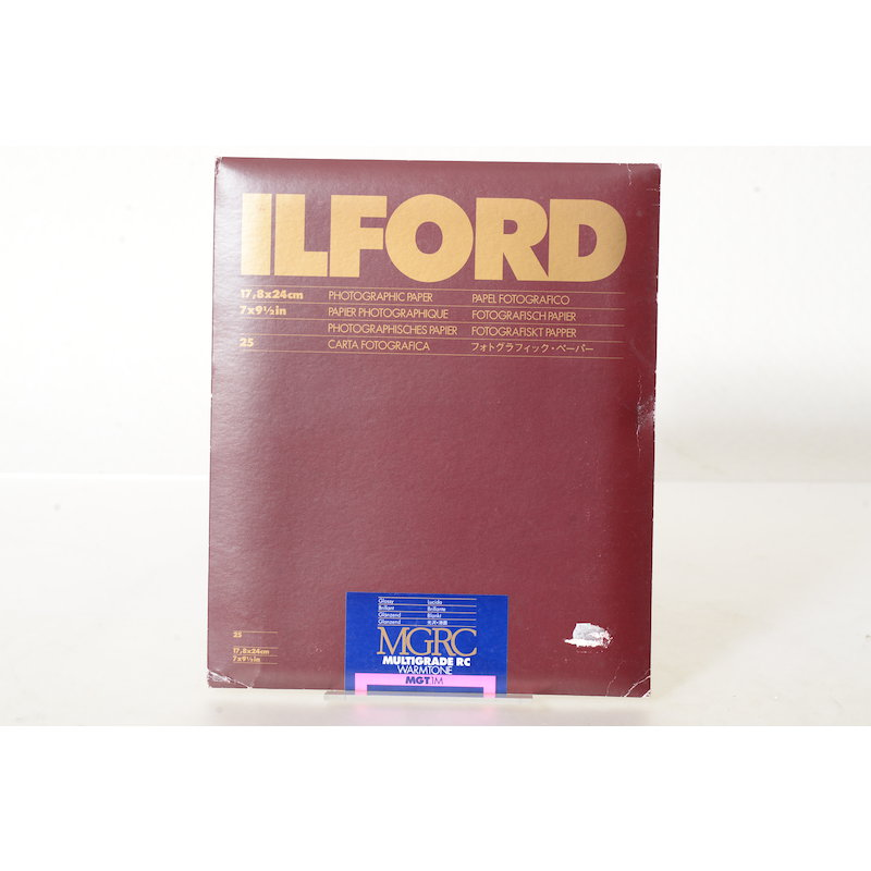Ilford Multigrade RC Warmton MGT.1M 18x24/25