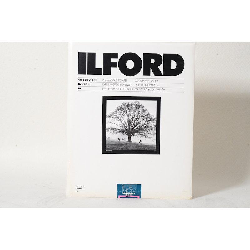 Ilford Multigrade IV RC DeLuxe Glanz 40x50/10