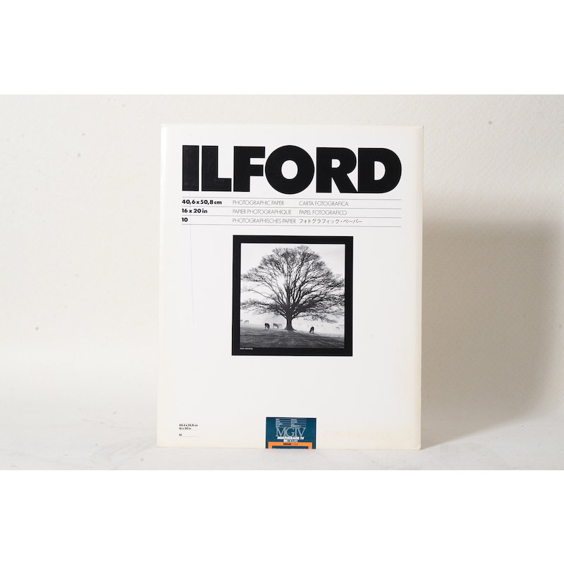 Ilford Multigrade IV RC DeLuxe MGD.25M 40x50/10