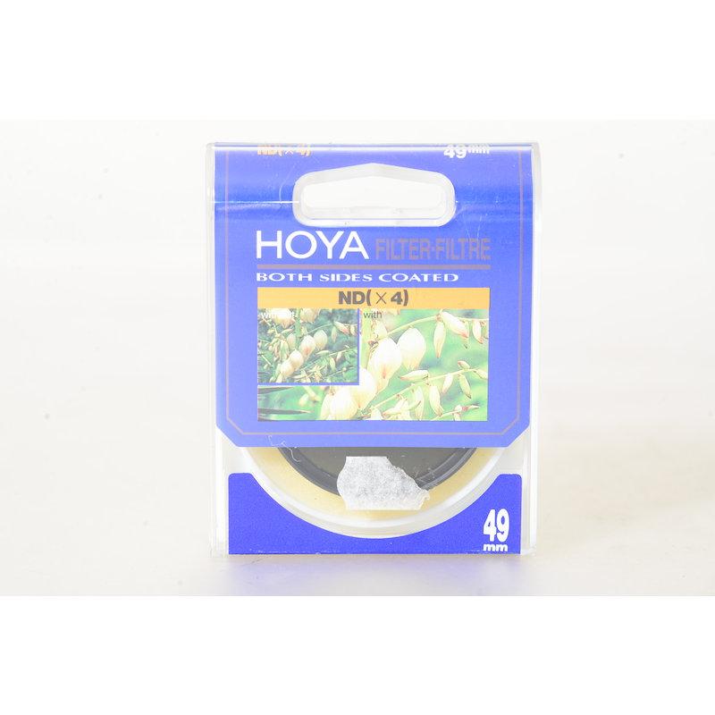 Hoya Graufilter ND-4 E-49