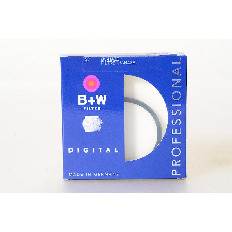 B+W UV-Filter 010 E-55
