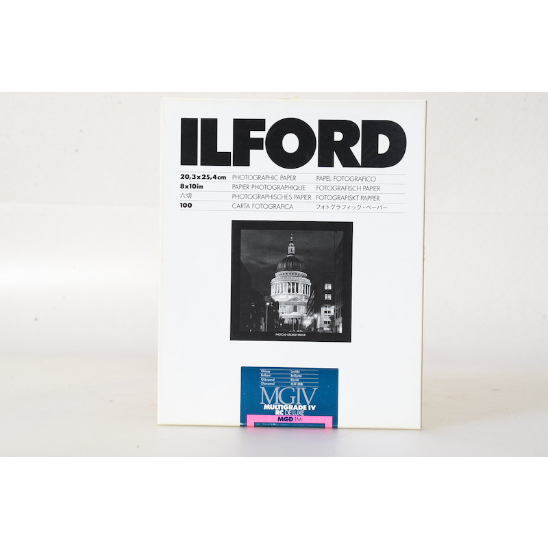 Ilford Multigrade IV RC DeLuxe MGD.1M 20x25/100