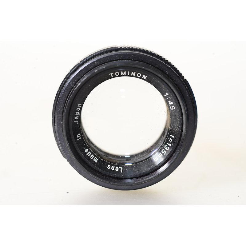 Tominon Makrokopf 4,5/135 R M39