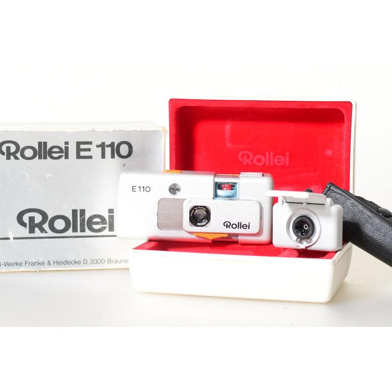 Rollei E110 Silber