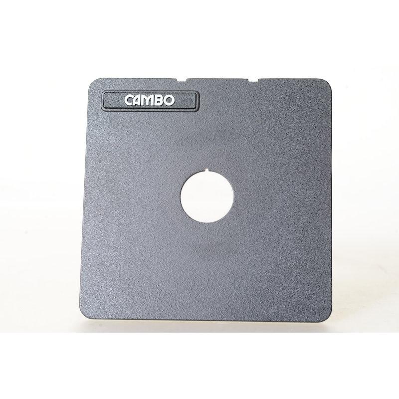 Cambo Objektivplatte Copal 0