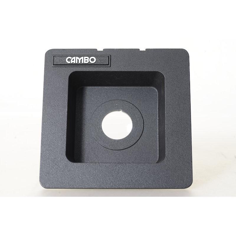 Cambo Objektivplatte Versenkt Copal 0