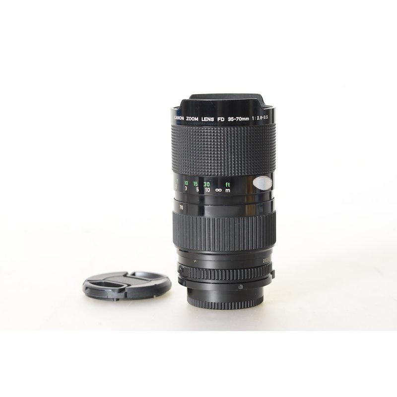 Canon FD 2,8-3,5/35-70