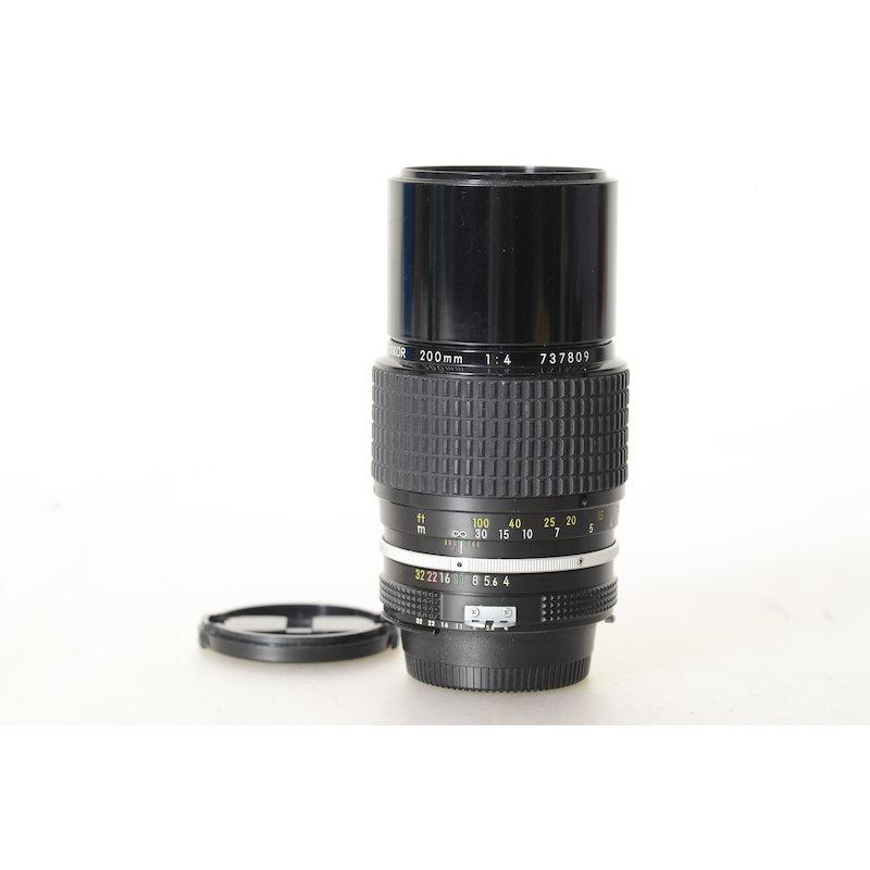 Nikon Ai 4,0/200