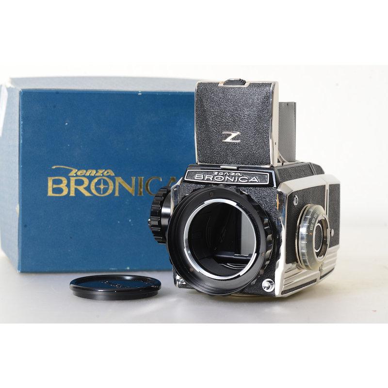 Bronica S2A+Wechselmagazin