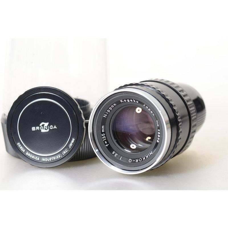 Nikon Nikkor-Q 3,5/135 Bronica C/S2/EC-TL