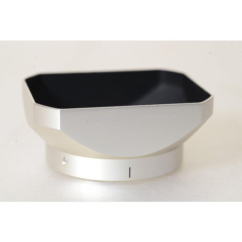 Olympus Geli.-Blende Metall LH-48 Silber M.Zuiko 2,0/12