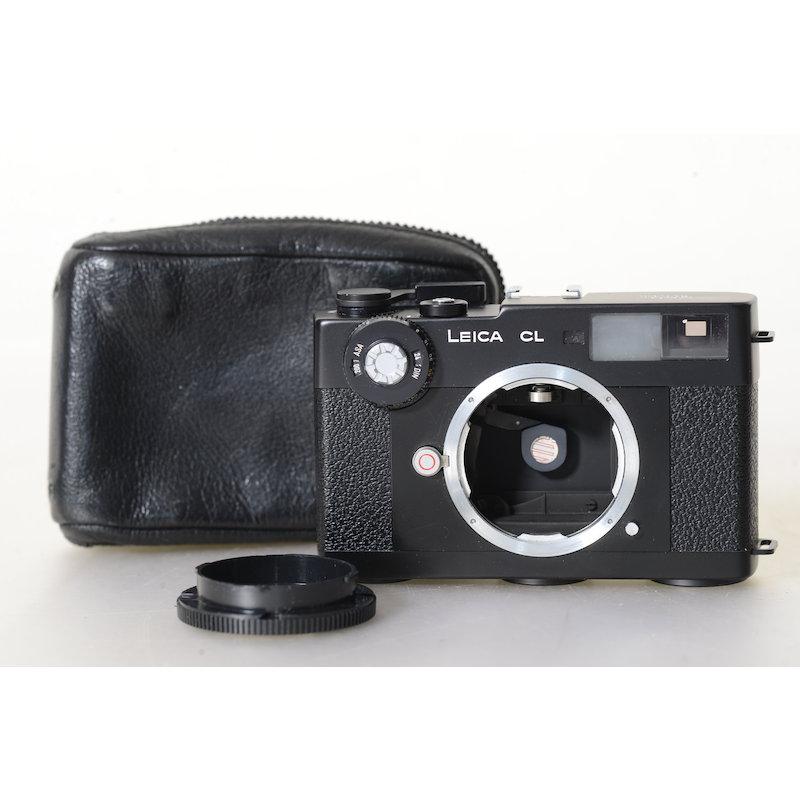 Leica CL (Belichtungsmesser Defekt)