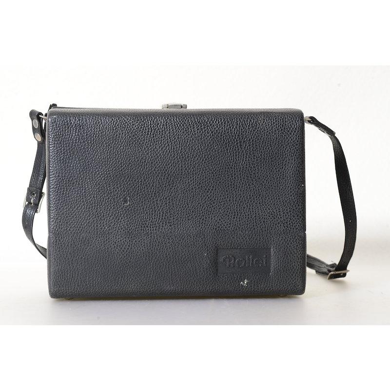 Rollei Bereitschaftskoffer Schwarz SL66