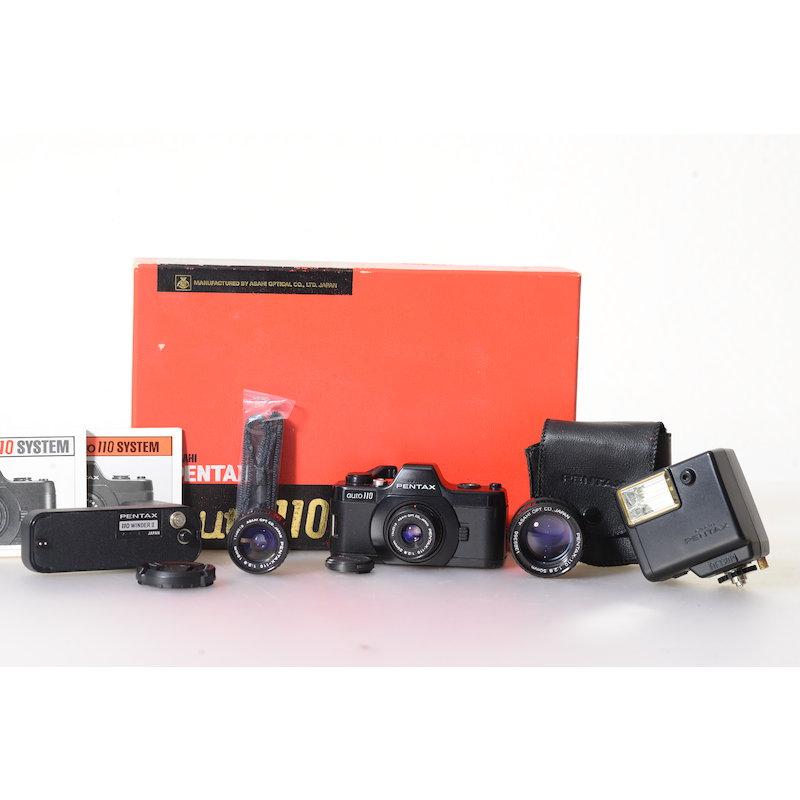 Pentax Auto 110 Set